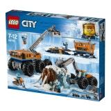 Baza mobila de explorare arctica 60195 LEGO City