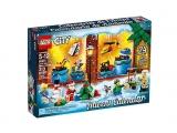 Calendar de Craciun 60201 LEGO City