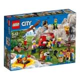 Aventuri in aer liber 60202 LEGO City