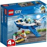 Avionul politiei aeriene 60206 LEGO City
