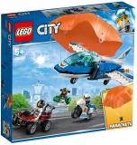 Arest cu parasutisti al politiei aeriene 60208 LEGO City