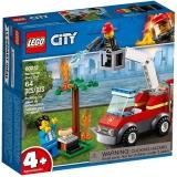Stingerea incendiului de la gratar 60212 LEGO City