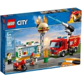 Stingerea incendiul de la Burger Bar 60214 LEGO City