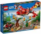 Avionul pompierilor 60217 LEGO City
