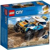 Masina de raliu din desert 60218 LEGO City