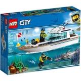 Iaht pentru scufundari 60221 LEGO City