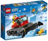 Compactor de zapada 60222 LEGO City