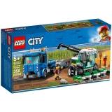 Transportor de seceratoare 60223 LEGO City