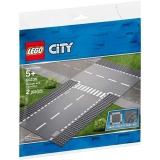 Intersectie dreapta si in T 60236 LEGO City