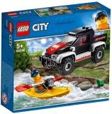 Aventura cu caiacul 60240 LEGO City