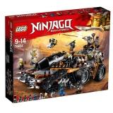 Dieselnaut 70654 LEGO Ninjago