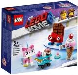 Cei mai simpatici prieteni ai lui Unikitty 70822 LEGO Movie