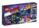 Masina de teren rextrema a lui Rex 70826 LEGO Movie