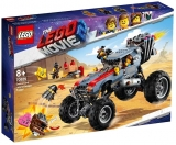 Buggy-ul lui Emmet si al lui Lucy 70829 LEGO Movie