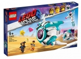 Nava stelara Systar a lui Mayhem 70830 LEGO Movie