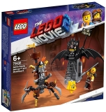 Batman si Barba metalica 70836 LEGO Movie