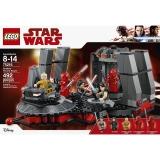 Sala tronului lui Snoke 75216 LEGO Star Wars
