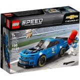 Masina de curse Chevrolet Camaro ZL1 75891 LEGO Speed Champions