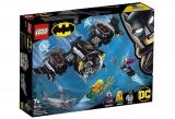 Batsubmarinul Batman si conflictul subacvatic 76116 LEGO Super Heroes