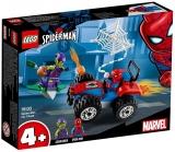 Urmarirea cu masina a lui Spider-Man 76133 LEGO Super Heroes