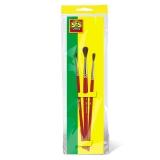 Set pensule 3 bucati - SES (S00390)