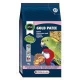 Hrana pe baza de ou pentru perusi mari si papagali Orlux Gold Patee 1 kg Versele-Laga