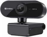 Camera web cu microfon, FullHD 1080p, Sandberg Flex