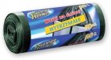 Saci menajeri HDPE 60 L negru 50 buc/rola Sweet Home