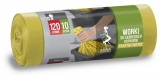 Saci menajeri colectare selectiva plastic si metal 120 L 10 buc/set Ana