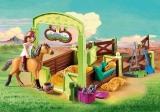 Spirit - Spatiu Ingrijire Cai - Lucky & Spirit Playmobil