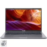 Laptop Asus X509JA i3-1005G1, 15.6 inch, Full HD, 4GB, 256GB SSD, Intel UHD Graphics, Free DOS, Slate Gray