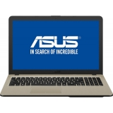 Laptop ASUS VivoBook 15 X540UB 15.6 inch Procesor Intel® Core™ i3-7020U 2.30 GHz, 4GB DDR4, 1TB, GeForce MX110 2GB Chocolate Black