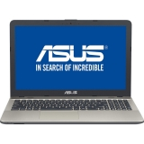 Laptop ASUS VivoBook X541UA-DM1232 cu procesor Intel® Core™ i3-7100U 2.40 GHz, 15.6 inc, 4GB, 1TB, Chocolate Black