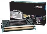 Cartus negru X746, X748 Lexmark