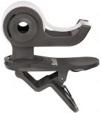 Dispenser banda adeziva Clip and Twist, negru si 1 benza adeziva Magic Tape, Scotch 3M