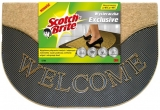 Covor exclusiv tip Welcome Scotch-Brite