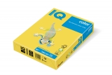Carton IQ color pastel A3 yellow 160 g/mp, 250 coli/top