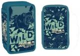 Penar echipat 43 piese, 3 fermoare, Wild Power Yollo