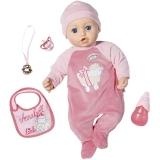 Baby Annabell - Papusa Interactiva, 43 Cm Zapf