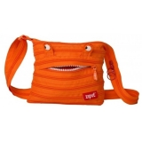 Geanta de umar Monster Mini orange Zipit