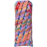 Penar cu fermoar, multicolor dungi, Colorz Zipit