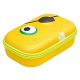 Penar cu fermoar, culoare galben, Beast Storage box Zipit