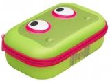 Penar cu fermoar, culoare verde, Beast Storage box Zipit