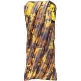 Penar cu fermoar, Camouflage, culoare albastru cu galben Zipit