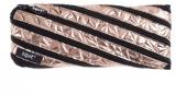 Penar cu fermoar, Metallic, culoare bronz Zipit