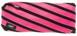 Penar cu fermoar, Neon, culoare roz, Zipit
