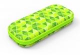 Penar colorz box verde Zipit