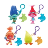 Set 4 brelocuri figurine Zuru Trolls-Medium Key Chain 10 cm