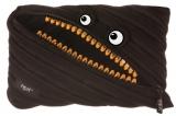Necessaire grillz monster jumbo negru Zipit
