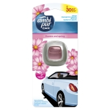 Odorizant auto 2 ml Clip roz Flower & Spring Ambipur